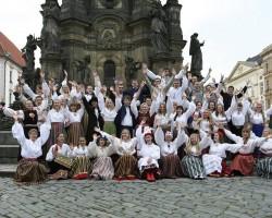 Koorikonkurss Tšehhis Olomoucis. Tõime koju kaks kulda!
