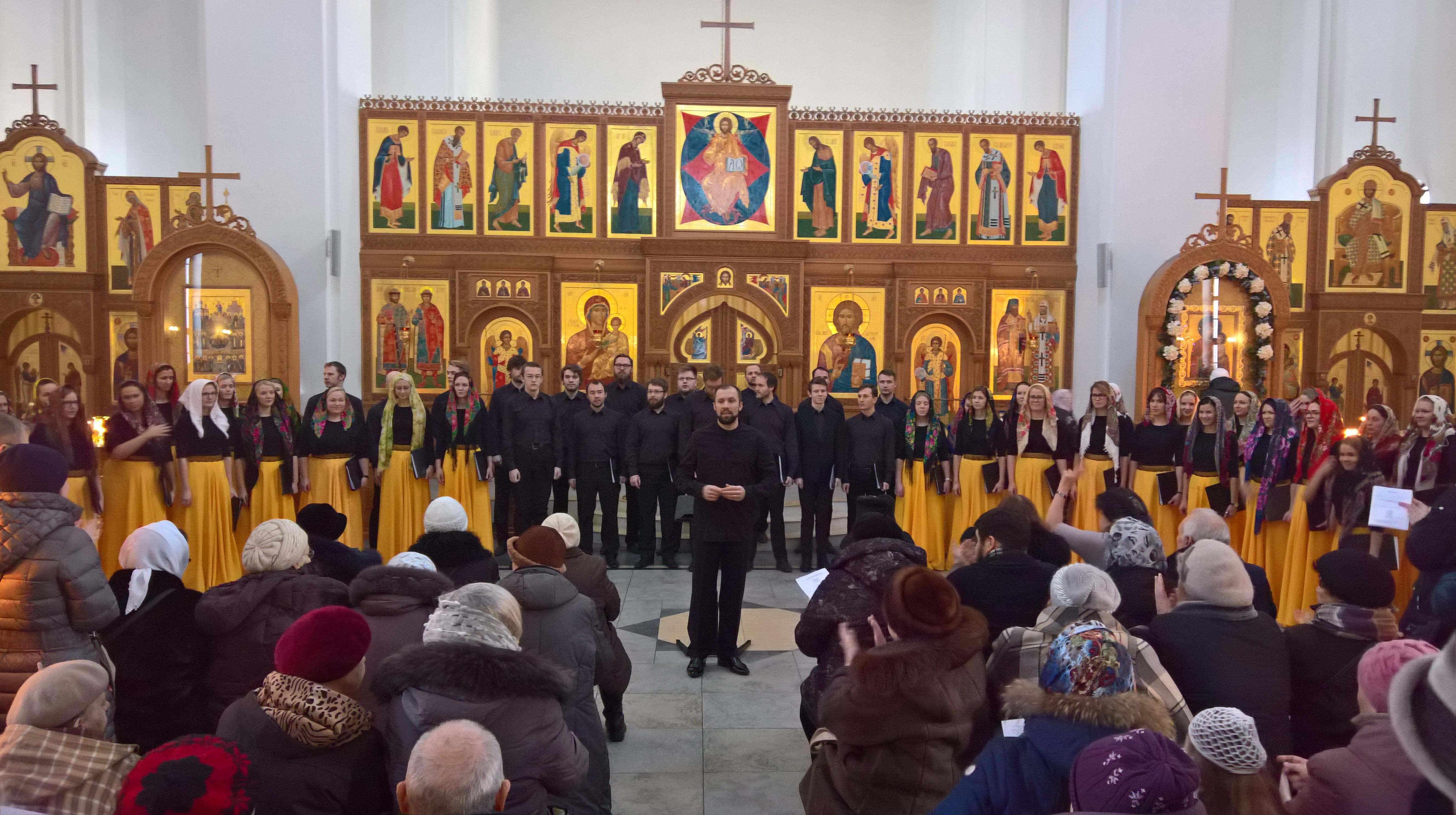 Tallinna Jumalaema Kiirestikuulja ikooni kirikus